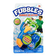 Imperial Toy Super Miracle Bubbles Bubble Flurry Blaster, Assorted Colors