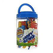 Imperial Toy Super Miracle Bubbles Carry Along Bubble Set, Colors May Vary