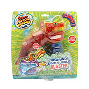 Imperial Toy Super Miracle Bubbles Dino Bubble Blaster