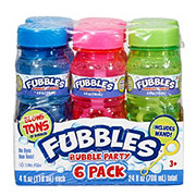 Imperial Toy Super Miracle Bubbles Party Pack, Assorted Colors