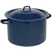 IMUSA 12 Qt. Stock Pot Blue