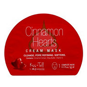 In.gredients Cream Mask Cinnamon Hearts