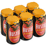 Independence Austin Amber  Beer 12 oz  Cans