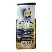 Independence Coffee Black & Tan Whole Bean Coffee