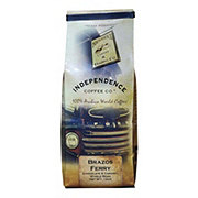 Independence Coffee Brazos Ferry Chocolate Caramel  Whole Bean Coffee