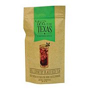 Independence Coffee Tea Is For Texas Hill Country Black Iced Tea