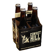 Independence Convict Hill Oatmeal Stout  Beer 12 oz  Bottles