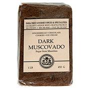 India Tree Dark Muscovado Sugar from Mauritius