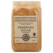 India Tree Demerara Sugar From Mauritius