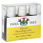 India Tree Natural Decorating Color Set