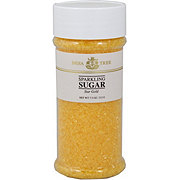 India Tree Sparkling Sugar Star Gold