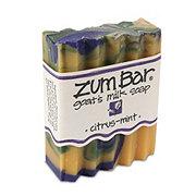 Indigo Wild Citrus-Mint Zum Bar Goats Milk Soap
