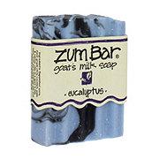 Indigo Wild Eucalyptus Zum Bar Goats Mild Soap