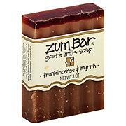 Indigo Wild Frankincense & Myrrh Zum Bar Goat's Milk Soap