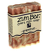 Indigo Wild Grapefruit Zum Bar Goats Milk Soap