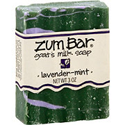 Indigo Wild Lavender-Mint Zum Bar Goat's Milk Soap