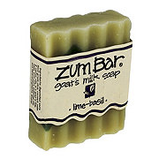 Indigo Wild Lime-Basil Zum Bar Goats Milk Soap