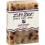Indigo Wild Patchouli Zum Bar Goat's Milk Soap