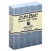 Indigo Wild Sea Salt Zum Bar Goat's Milk Soap
