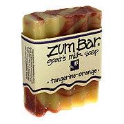 Indigo Wild Tangerine-Orange Zum Bar Goats Milk Soap