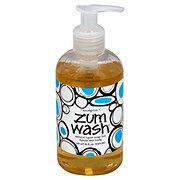 Indigo Wild Zum Wash Eucalyptus Natural Liquid Soap for Hands & Body