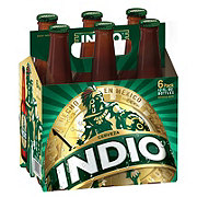 Indio Cerveza Beer 12 oz Bottles