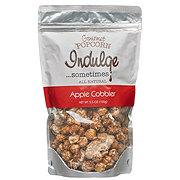 Indulge Popcorn Apple Cobbler