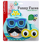 Infantino Infant Funny Faces Bath Mirror