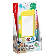 Infantino Phone & Book Learning Toy