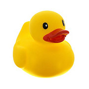 Infantino Rubber Duck - Colors May Vary