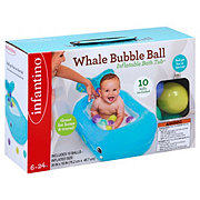 Infantino Whale Inflatable Bath Tub