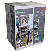 Ingenuity Trio 3-In-1 High Chair, Ridgedale