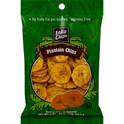 Inka Corn Gourmet Roasted Plantain Chips