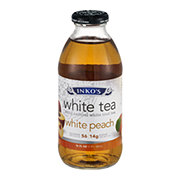Inkos White Iced Tea, White Peach