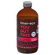 Inner Eco Dairy-Free ProbioticKefir Berry Flavor