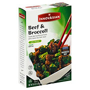 InnovAsian Cuisine Beef and Broccoli