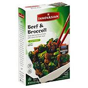 InnovAsian Cuisine Beef and Broccoli