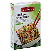 InnovAsian Cuisine Chicken Fried Rice