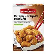 InnovAsian Cuisine Crispy Teriyaki Chicken