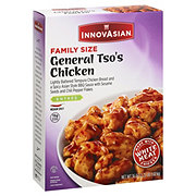 InnovAsian Cuisine General Tso Chicken Family Size