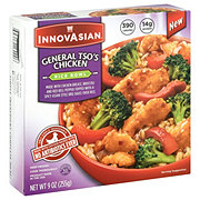 InnovAsian Cuisine General Tso's Chicken Rice Bowl