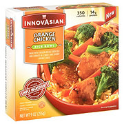 InnovAsian Cuisine Orange Chicken Rice Bowl