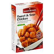InnovAsian Cuisine Sweet & Sour Chicken Breast Family Style Entree Kit