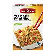 InnovAsian Cuisine Vegetable Fried Rice