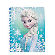 Innovative Designs Disney Frozen Theme Notebook, Colors & Designs May Vary