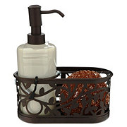 InterDesign Twigz Soap & Scrub Caddy