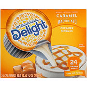 International Delight Caramel MacchiatoLiquid Coffee Creamer Singles