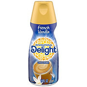 International Delight French Vanilla Liquid Coffee Creamer