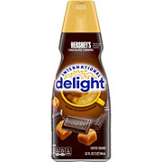 International Delight Hershey's Chocolate Caramel Liquid Coffee Creamer