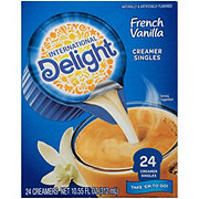 International Delight Mini I.D.'s French Vanilla Creamer Singles